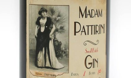 Madam Pattirini Gin – Made in Utah by Ogden's Own Distillery