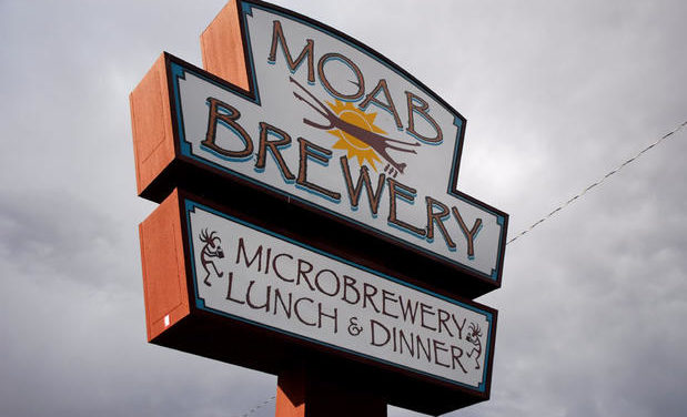 Moab Brewery – An Oasis in the Desert!